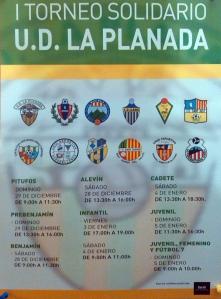 I Torneo Solidario UDLP